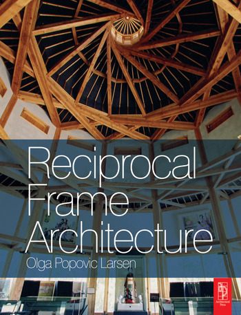 Reciprocal Frame Architecture book cover