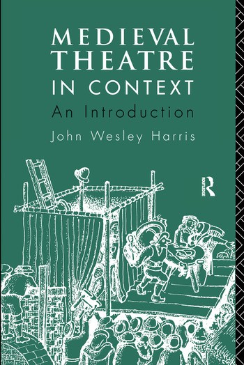 Medieval Theatre in Context: An Introduction book cover