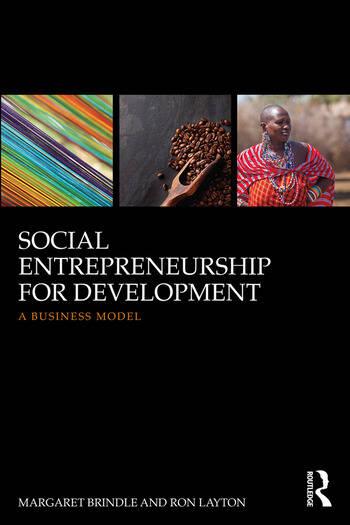 Social Entrepreneurship for Development A business model book cover