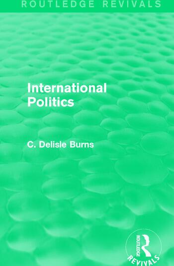 International Politics book cover