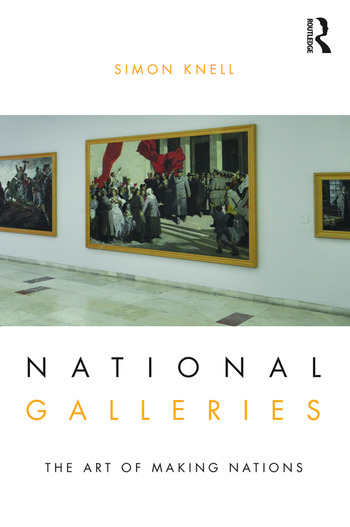 National Galleries book cover