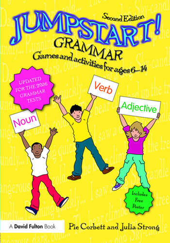 Jumpstart! Grammar Games and activities for ages 6 - 14 book cover