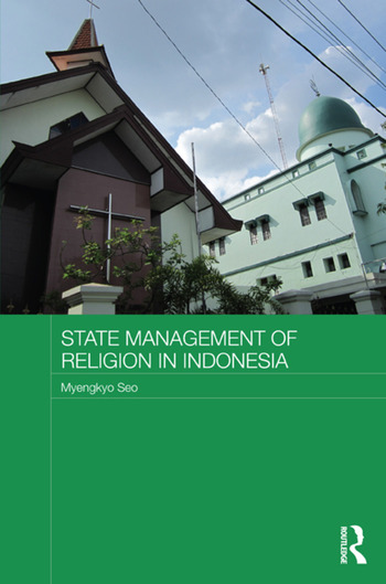 State Management of Religion in Indonesia book cover