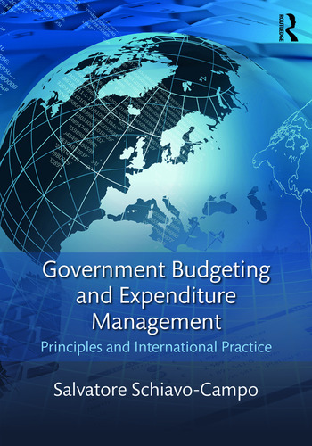 Government Budgeting and Expenditure Management Principles and International Practice book cover