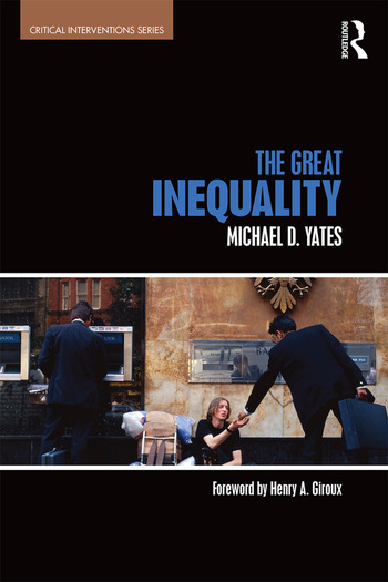 The Great Inequality book cover