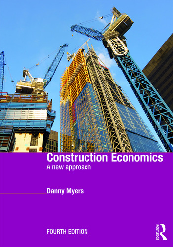 Construction Economics A New Approach book cover