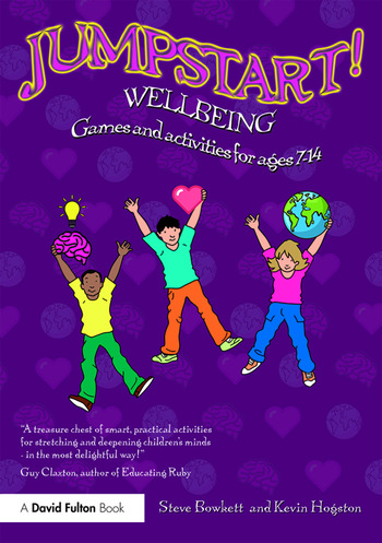 Jumpstart! Wellbeing Games and activities for ages 7-14 book cover