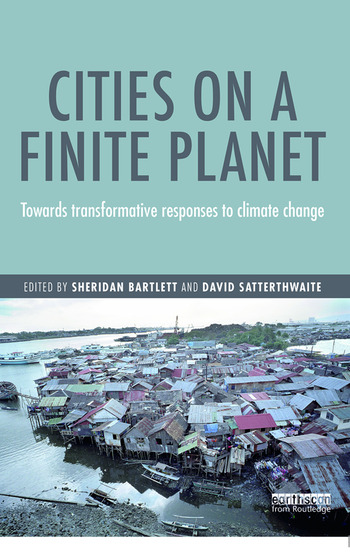 Cities on a Finite Planet Towards transformative responses to climate change book cover