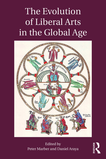The Evolution of Liberal Arts in the Global Age book cover