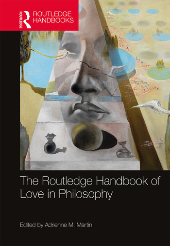The Routledge Handbook of Love in Philosophy book cover