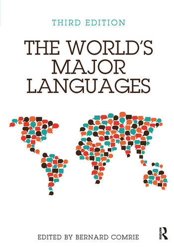 The World's Major Languages book cover