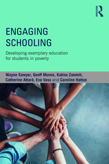 Engaging Schooling Developing Exemplary Education for Students in Poverty book cover