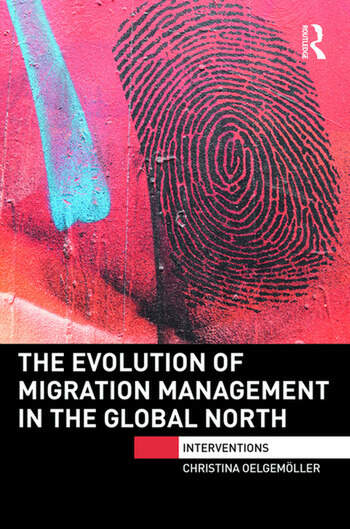 The Evolution of Migration Management in the Global North book cover