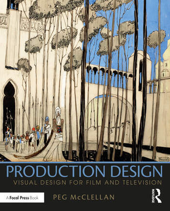 Production Design Visual Design for Film and Television book cover