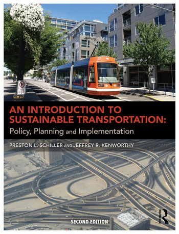 An Introduction to Sustainable Transportation Policy, Planning and Implementation book cover