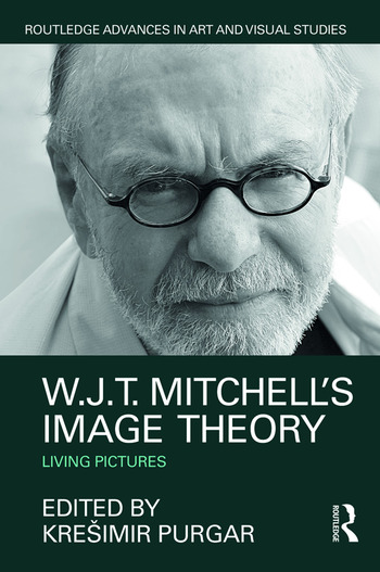 W.J.T. Mitchell's Image Theory Living Pictures book cover