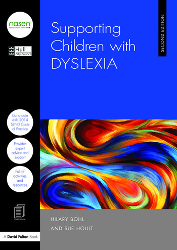 Supporting Children with Dyslexia book cover
