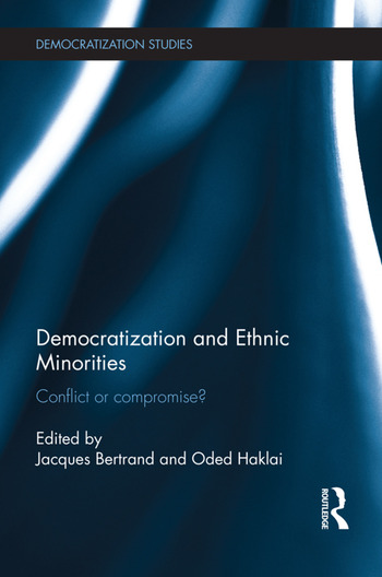 Democratization and Ethnic Minorities Conflict or compromise? book cover