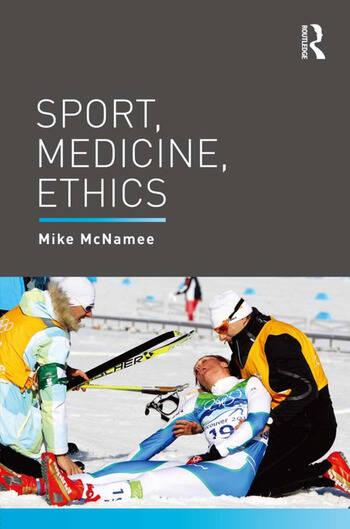 Sport, Medicine, Ethics book cover