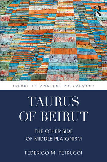 Taurus of Beirut The Other Side of Middle Platonism book cover