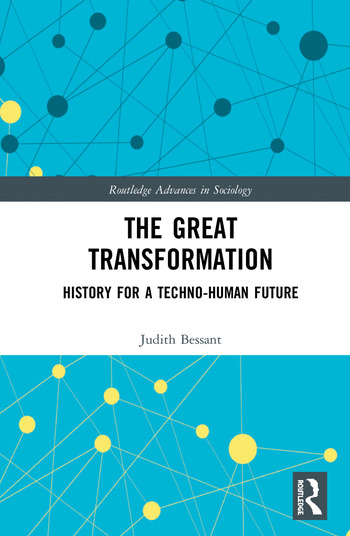 The Great Transformation History for a Techno-Human Future book cover