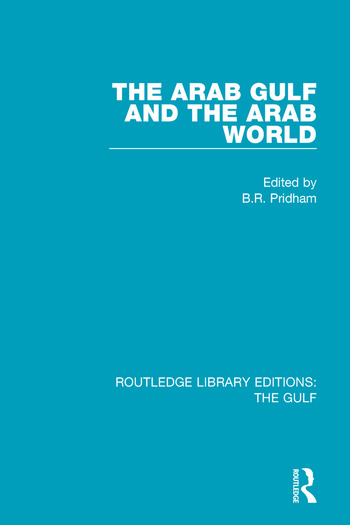 The Arab Gulf and the Arab World book cover