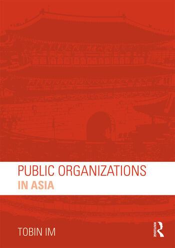 Public Organizations in Asia book cover