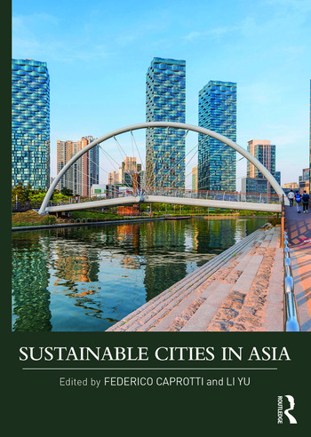 Sustainable Cities in Asia book cover