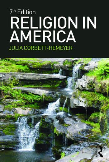 Religion in America book cover