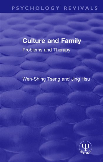Culture and Family Problems and Therapy book cover