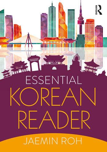 Essential Korean Reader book cover