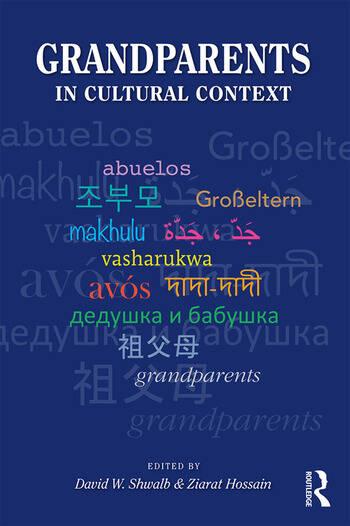 Grandparents in Cultural Context book cover