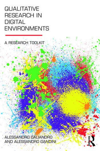 Qualitative Research in Digital Environments A Research Toolkit book cover