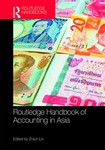 The Routledge Handbook of Accounting in Asia book cover