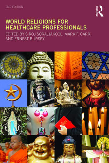 World Religions for Healthcare Professionals book cover