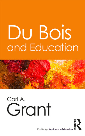 Du Bois and Education book cover