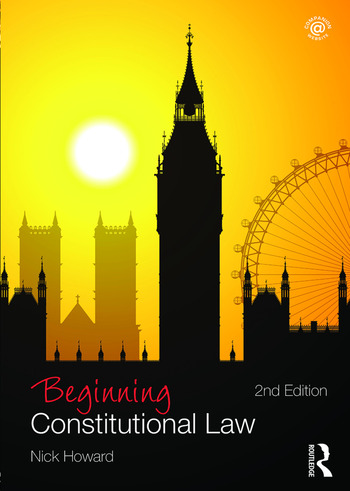 Beginning Constitutional Law book cover