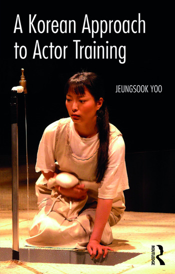 A Korean Approach to Actor Training book cover