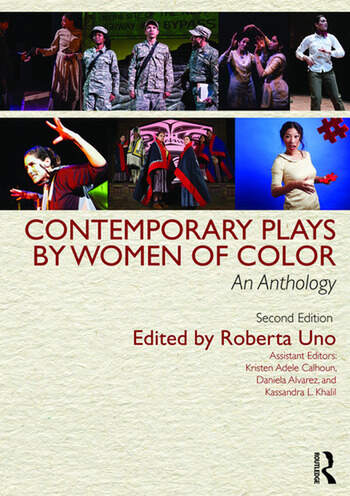 Contemporary Plays by Women of Color An Anthology book cover