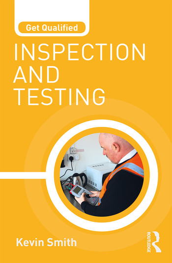 Get Qualified: Inspection and Testing book cover