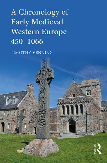 A Chronology of Early Medieval Western Europe 450–1066 book cover