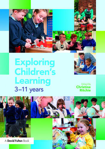 Exploring Children's Learning 3 – 11 years book cover