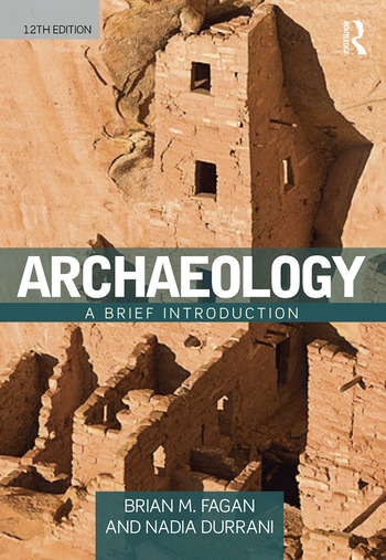Archaeology A Brief Introduction book cover