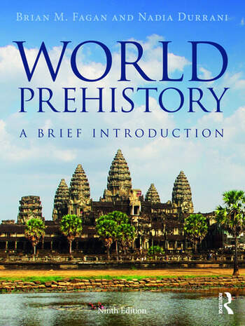 World Prehistory A Brief Introduction book cover