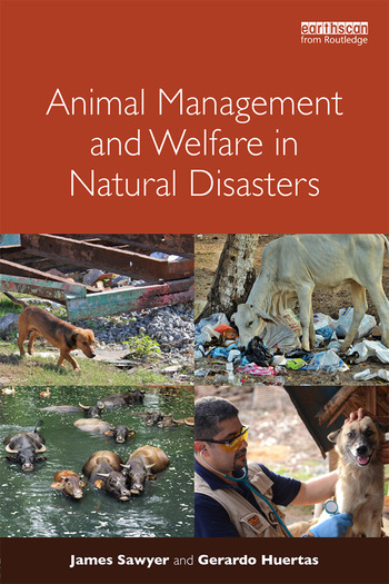 Animal Management and Welfare in Natural Disasters book cover