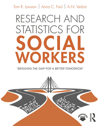 Research and Statistics for Social Workers book cover