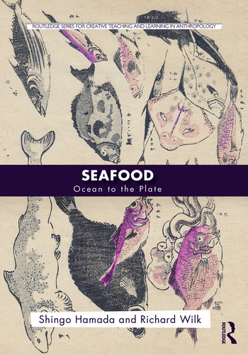 Seafood Ocean to the Plate book cover