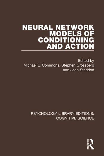 Neural Network Models of Conditioning and Action book cover