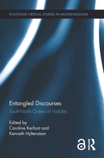 Entangled Discourses South-North Orders of Visibility book cover