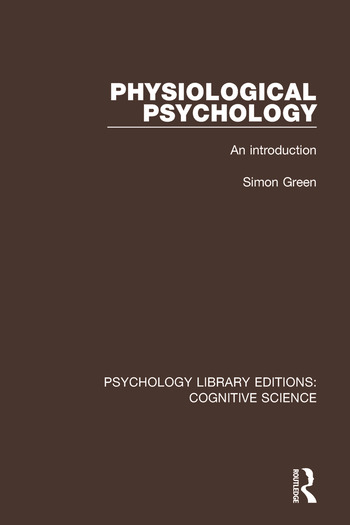 Physiological Psychology An Introduction book cover